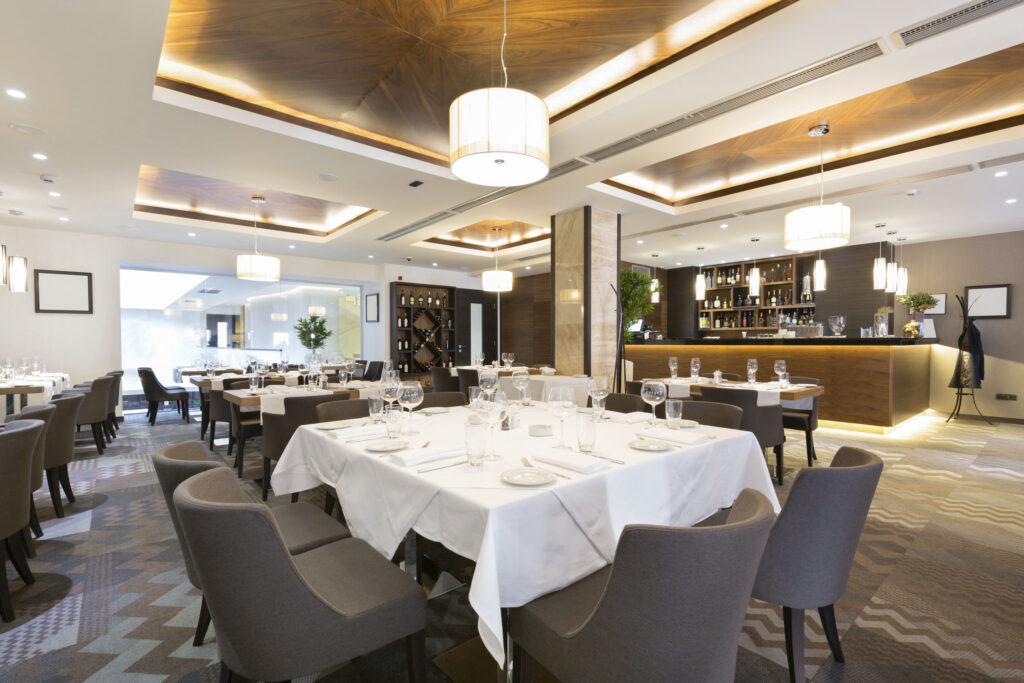 Pest control in restaurants